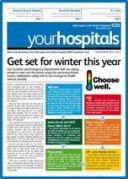 Your hospitals - Autumn/Winter 2010