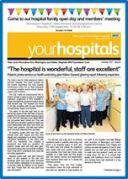 Your hospitals - Summer 2011
